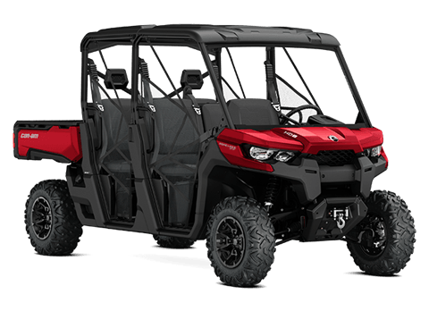 2017 Can-Am Defender MAX XT HD8 in Chesapeake, Virginia