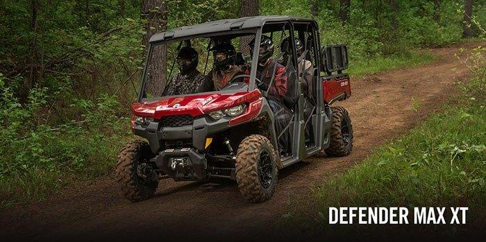 2017 Can-Am™ Defender MAX XT HD8 2