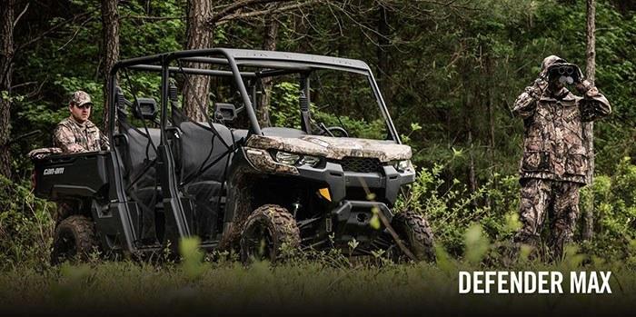 2017 Can-Am™ Defender MAX XT HD8 3
