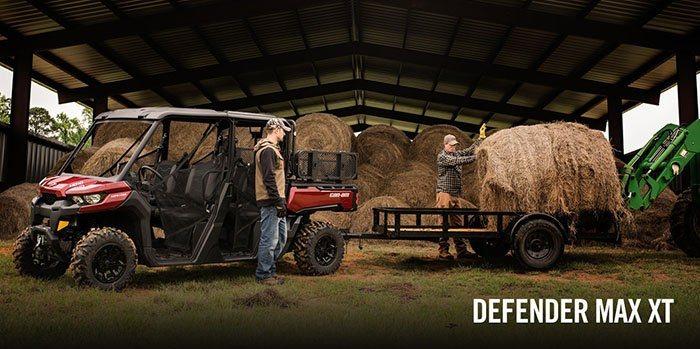 2017 Can-Am™ Defender MAX XT HD8 4