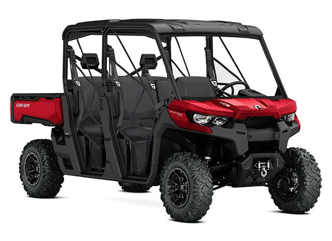 2017 Can-Am Defender MAX XT HD8 in Salt Lake City, Utah