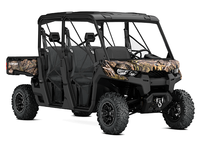 2017 Can-Am Defender MAX XT HD8 in Huntington, West Virginia