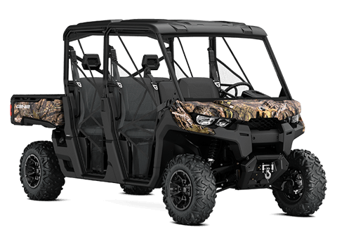 2017 Can-Am Defender MAX XT HD8 in Jones, Oklahoma