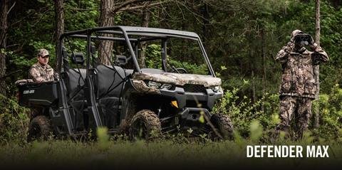 2017 Can-Am Defender MAX XT HD8 in Greenville, South Carolina