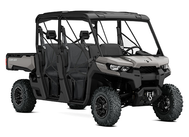 2017 Can-Am Defender MAX XT HD8 in Munising, Michigan