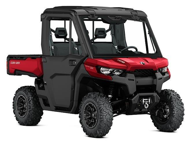 2017 Can-Am Defender XT CAB HD10 in Richardson, Texas