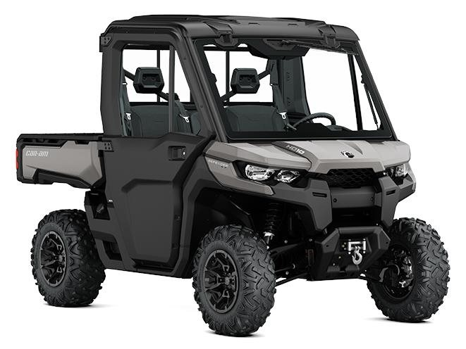 2017 Can-Am Defender XT CAB HD10 in Woodinville, Washington