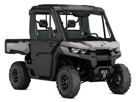 2017 Can-Am Defender XT CAB HD10 in Waterbury, Connecticut