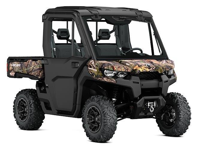 2017 Defender XT CAB HD8