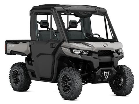 2017 Can-Am Defender XT CAB HD8 in Massapequa, New York