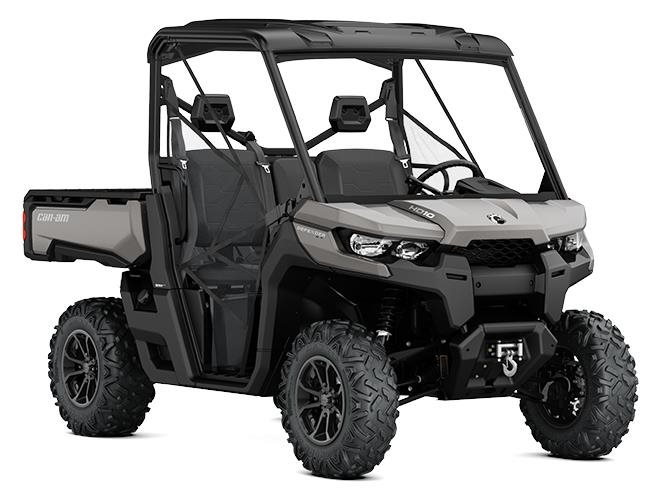 2017 Can-Am Defender XT HD10 in Findlay, Ohio