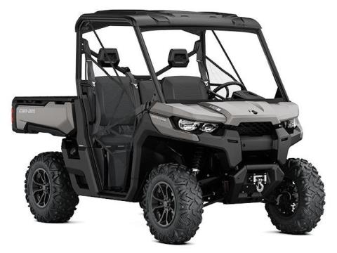 2017 Can-Am Defender XT HD8 in Woodinville, Washington