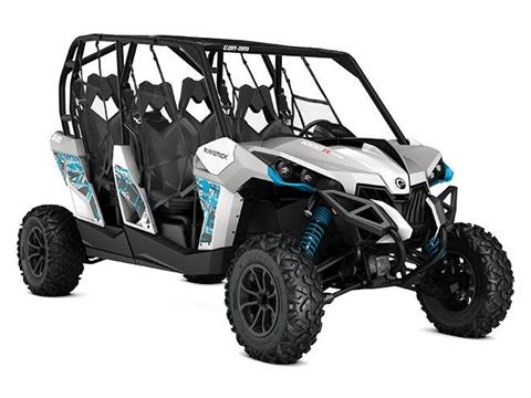 2017 Can-Am Maverick MAX X ds Turbo in Oklahoma City, Oklahoma