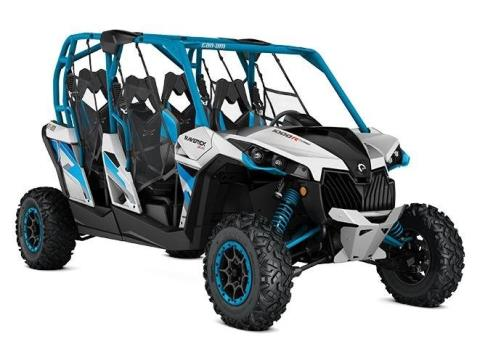 2017 Can-Am Maverick MAX X ds Turbo in Smock, Pennsylvania