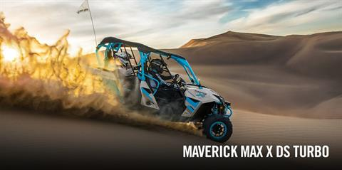 2017 Can-Am Maverick MAX X ds Turbo in Murrieta, California