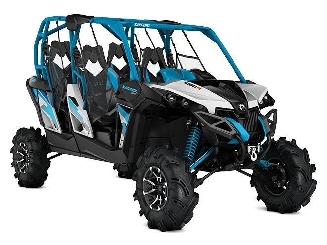 2017 Can-Am Maverick MAX X mr for sale 10743