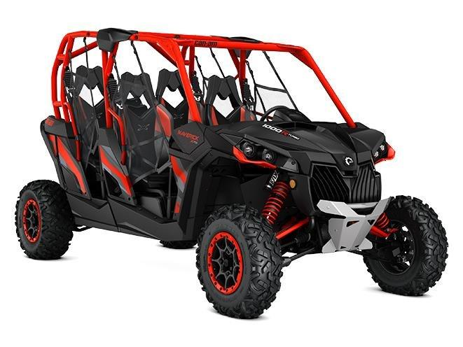 2017 Can Am Maverick 4 Seater >> New 2017 Can Am Maverick Max X Rs Turbo Utility Vehicles In Tyler