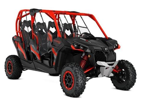 Carbon Black / Can-Am Red