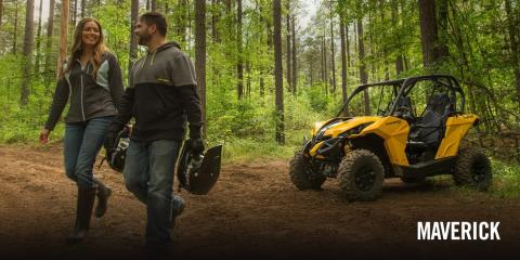 2017 Can-Am Maverick Turbo in Cartersville, Georgia