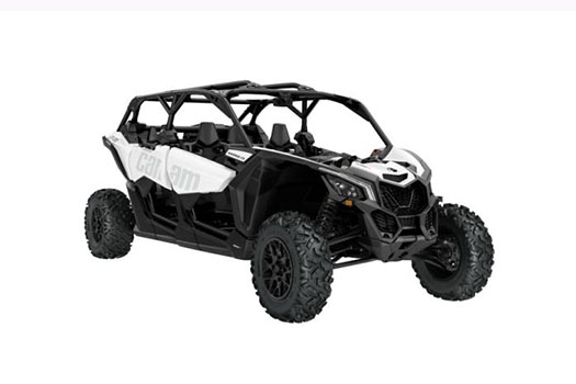 2017 Can-Am Maverick X3 Max Turbo R in Sauk Rapids, Minnesota