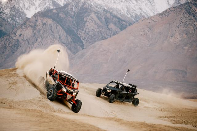 2017 Can-Am Maverick X3 Max X ds Turbo R in Gridley, California