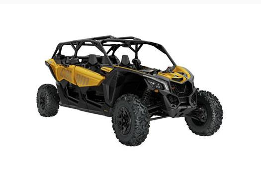 2017 Can-Am Maverick X3 Max X ds Turbo R in Augusta, Maine