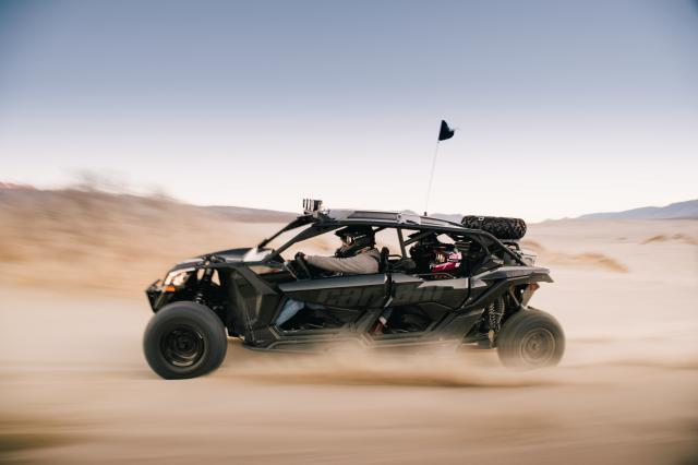 2017 Can-Am Maverick X3 Max X ds Turbo R in Canton, Ohio