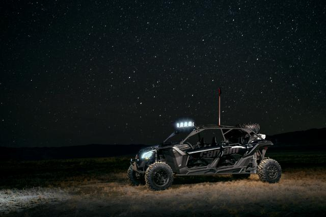 2017 Can-Am Maverick X3 Max X ds Turbo R in Poteau, Oklahoma