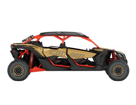 2017 Can-Am Maverick X3 Max X rs Turbo R in Columbus, Nebraska