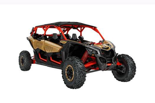 2017 Can-Am Maverick X3 Max X rs Turbo R in Enfield, Connecticut