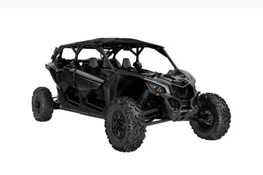 2017 Can-Am™ Maverick X3 Max X rs Turbo R 6