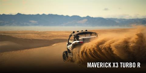 2017 Can-Am Maverick X3 Turbo R in Hanover, Pennsylvania