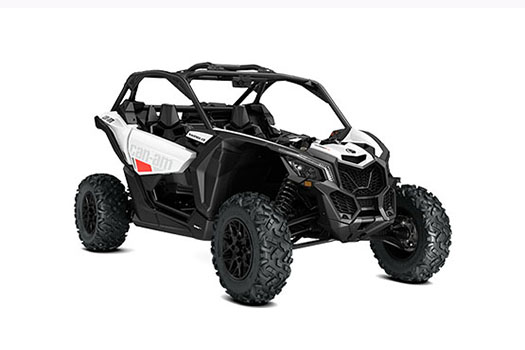 2017 Can-Am Maverick X3 Turbo R in Garberville, California