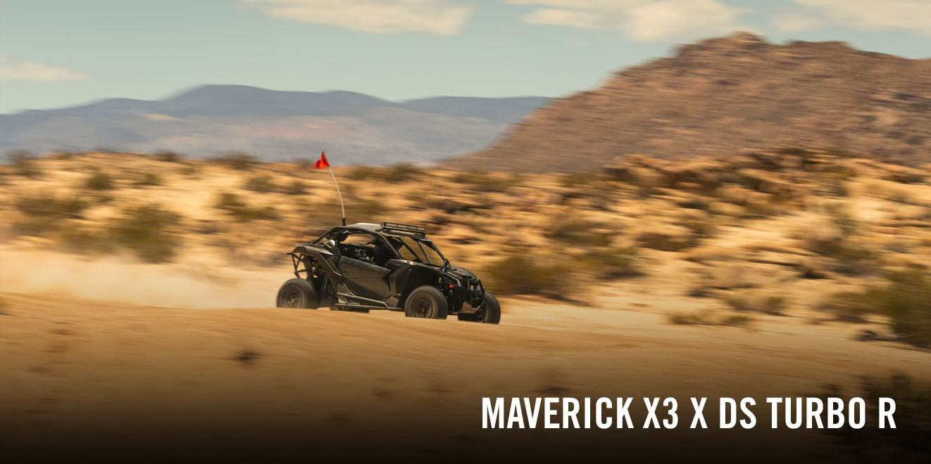 2017 Can-Am Maverick X3 X ds Turbo R in Columbus, Nebraska