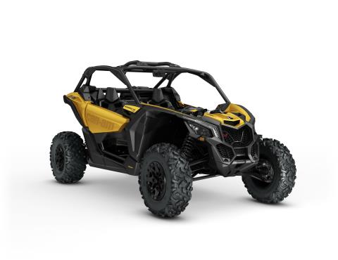 2017 Can-Am Maverick X3 X ds Turbo R in Baldwin, Michigan