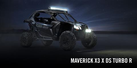 2017 Can-Am Maverick X3 X ds Turbo R in Chippewa Falls, Wisconsin