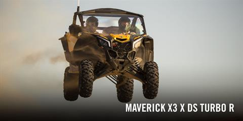 2017 Can-Am Maverick X3 X ds Turbo R in Louisville, Tennessee