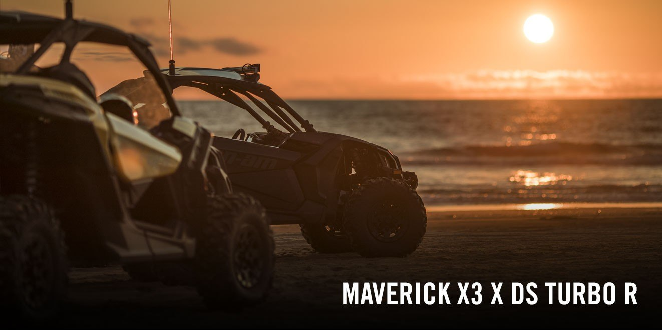 2017 Can-Am Maverick X3 X ds Turbo R in Oklahoma City, Oklahoma