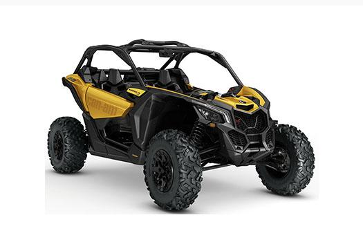 2017 Can-Am Maverick X3 X ds Turbo R in Munising, Michigan