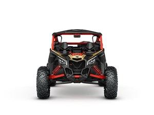 2017 Can-Am Maverick X3 X rs Turbo R in Springfield, Ohio