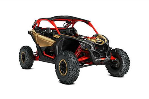 2017 Can-Am Maverick X3 X rs Turbo R in Mars, Pennsylvania