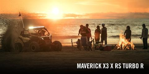 2017 Can-Am Maverick X3 X rs Turbo R in Gridley, California