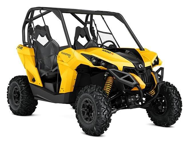 2017 Can-Am Maverick XC 1000R in Enfield, Connecticut