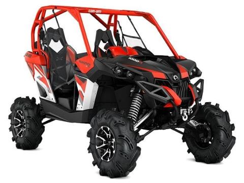 2017 Can-Am Maverick X mr in Chesapeake, Virginia