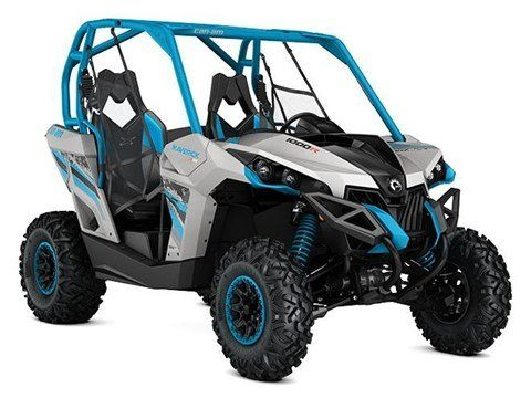 2017 Can-Am Maverick X XC in New Britain, Pennsylvania