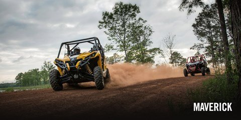 2017 Can-Am Maverick X XC in Irvine, California