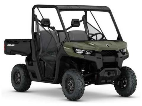 2017 Can-Am Defender HD5 in Land O Lakes, Wisconsin