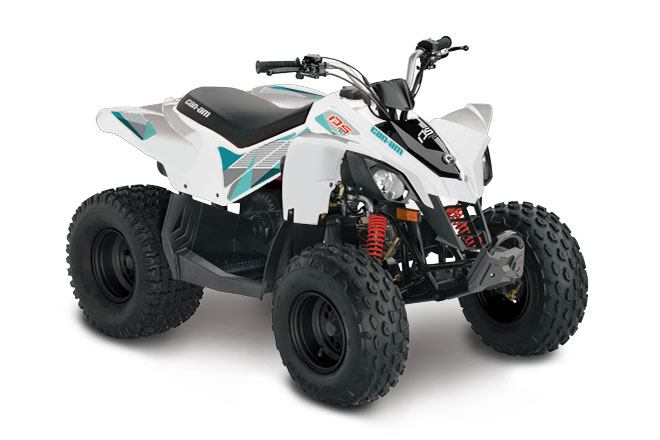 2018 Can-Am DS 70 in Port Angeles, Washington