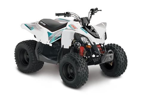 2018 Can-Am DS 70 in Colebrook, New Hampshire