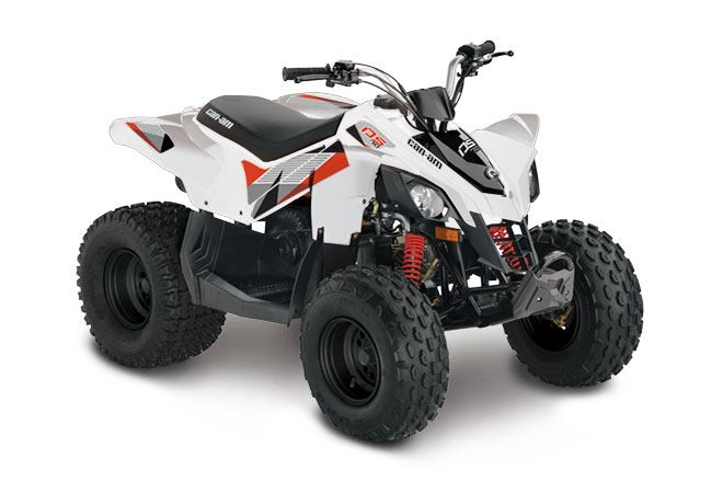 2018 Can-Am DS 70 in Smock, Pennsylvania